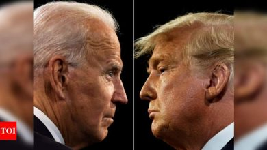 @POTUS resets as Twitter juggles presidential accounts - Times of India
