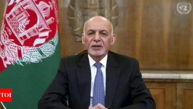 Afghanistan welcomes US move to review deal with Taliban - Times of India