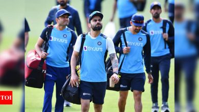 After fresh Govt guidelines, 50 per cent spectators likely for 2nd India-England Test | Cricket News - Times of India