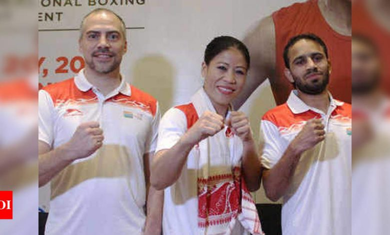 After the pause, Indian boxers gear up for busy competitive schedule starting with Strandja Memorial | Boxing News - Times of India