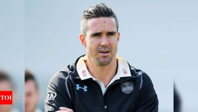 Ahead of England's India visit, Pietersen posts Dravid's tips on playing spin bowling | Cricket News - Times of India