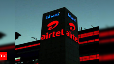 Airtel announces 5G-ready network - Times of India