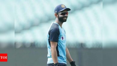 Ajinkya Rahane: Hotel quarantine in 'normal' Sydney is challenging but we are not annoyed   Cricket News - Times of India