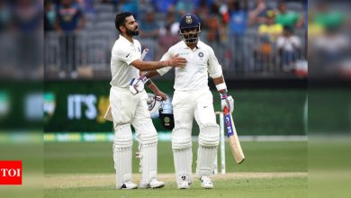 Ajinkya Rahane's captaincy masterclass puts heat on Virat Kohli as England loom | Cricket News - Times of India