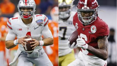 Alabama, Ohio State offenses should dominate national championship game