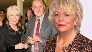 Alison Steadman: Gavin and Stacey star emotional amid 'tough' lockdown 'I'm quite tearful