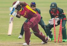 Alzarri Joseph: West Indies 'have to play harder, dig deeper'