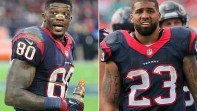 Andre Johnson, Arian Foster rip Texans 'f–kery' as chaos reigns in Houston
