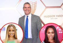 Andy Cohen Denies Gizelle Bryant