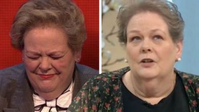 Anne Hegerty: The Chase star speaks out on getting 'mobbed' on a trip to Middlesbrough