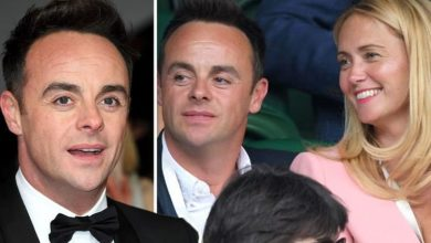 Ant McPartlin engaged to Anne-Marie Corbett after 'very romantic' Christmas Eve proposal