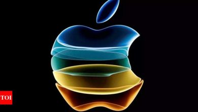 Apple sets new iPhone 'record' - Times of India