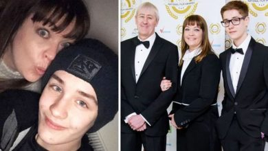 Archie Lyndhurst's mum says son died from rare 'brain haemorrhage' in emotional post