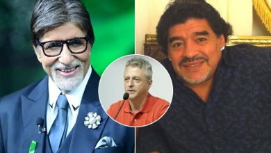 Big B Known In West Just Like Maradona In India: Argentina
