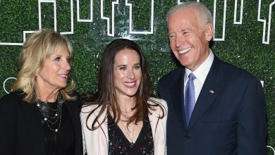 Ashley Biden on Her Dad's Safety Ahead of Inauguration: 'Yes, You Worry'