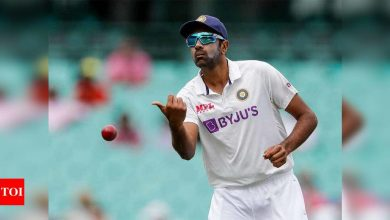 Ashwin holds the key for India: Monty Panesar | Cricket News - Times of India