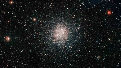 Astrosat satellite spots dinosaurs of the universe globular star cluster: Dept of Sci-tech