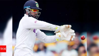 At 13th spot, Rishabh Pant is now world's best-ranked keeper in Tests | Cricket News - Times of India
