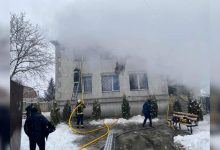At least 15 killed, 11 injured in nursing home fire in Ukraine - Times of India