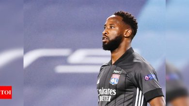 Atletico Madrid sign Moussa Dembele from Lyon on loan | Football News - Times of India