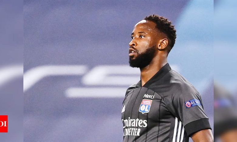 Atletico Madrid sign Moussa Dembele from Lyon on loan   Football News - Times of India