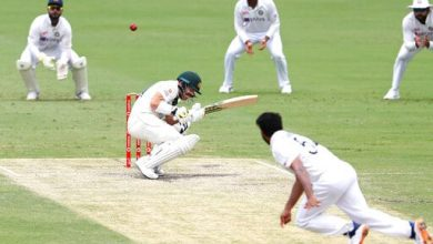Australia 149-4, Leads India By 182 At Lunch On Day 4