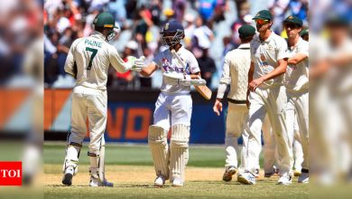 Australia-India fourth Test in Brisbane in further doubt | Cricket News - Times of India