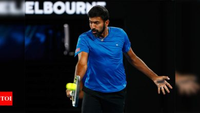 Australian Open quarantine: Rohan Bopanna to 'Make it Count' | Tennis News - Times of India
