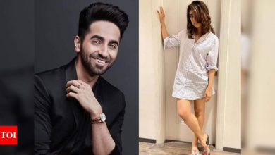 Ayushmann Khurrana pens a heartfelt note for his wife Tahira Kashyap on her birthday: Thank you for choosing me, I owe everything to you - Times of India