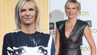 BBC Radio 2 star Jo Whiley's phone snatched in street in 'horrible' ordeal 'Be on guard'