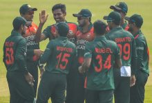 Bangladesh unlikely to make major changes despite dead rubber - Nazmul Hassan
