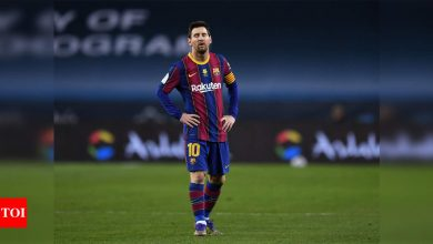 Barcelona to sue newspaper El Mundo for publishing Messi contract   Football News - Times of India