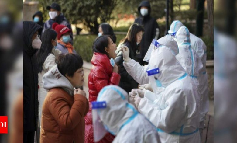 Beijing raises guard as Covid-19 cases rise in Hebei province - Times of India
