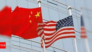 Beijing threatens 'heavy price' if US envoy travels to Taiwan - Times of India