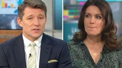 Ben Shephard: GMB host fears for sons' health following delay of schools reopening