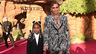Beyoncé Shares Rare, Never-Before-Seen Footage of All 3 Kids
