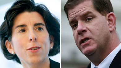 Biden to Introduce Boston Mayor Walsh, RI Gov. Raimondo as Newest Cabinet Members on Friday