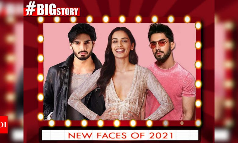 #BigStory: Ahan Shetty, Manushi Chillar, Lakshya - Meet the Bollywood debutants of 2021 - Times of India