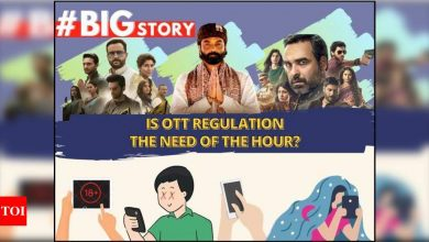 #BigStory! Censorship of OTT content: Is regulation needed? - Times of India