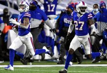 Bills knock out Lamar Jackson, Ravens to reach AFC title game
