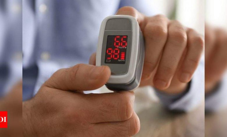 Blood oxygen level: What is it and everything else you need to know - Times of India