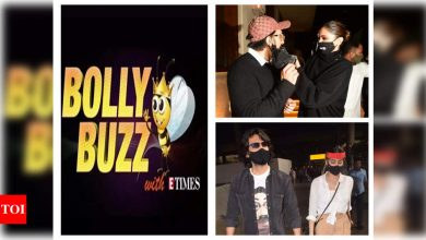 Bolly Buzz: Deepika Padukone hosts star-studded birthday bash, Kartik Aaryan and Janhvi Kapoor return from their Goa vacation, Arjun Rampal's sister getting summoned by the NCB - Times of India ►