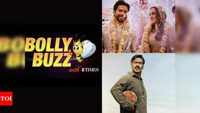 Bolly Buzz: Varun's FIRST POST after marriage, Boney Kapoor V/S S Rajamouli - Times of India