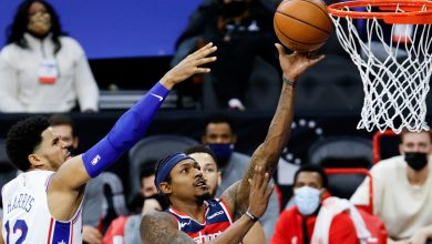 Bradley Beal scores 60 but Wizards fall to 76ers