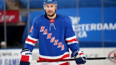 Brendan Smith seizing Rangers opportunity after opening night scratch