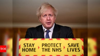 British PM says new variant may carry higher risk of death - Times of India