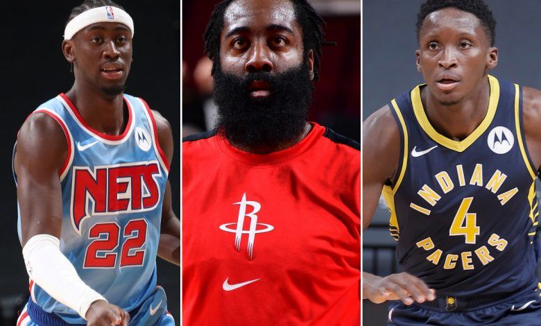 Caris LeVert flipped for Victor Oladipo in wild James Harden trade aftermath
