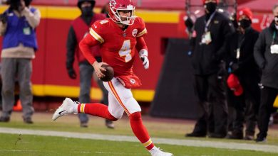 Chad Henne delivered for Chiefs when needed most
