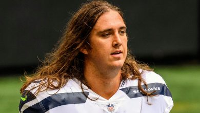 Chad Wheeler steps away from football after allegedly choking girlfriend