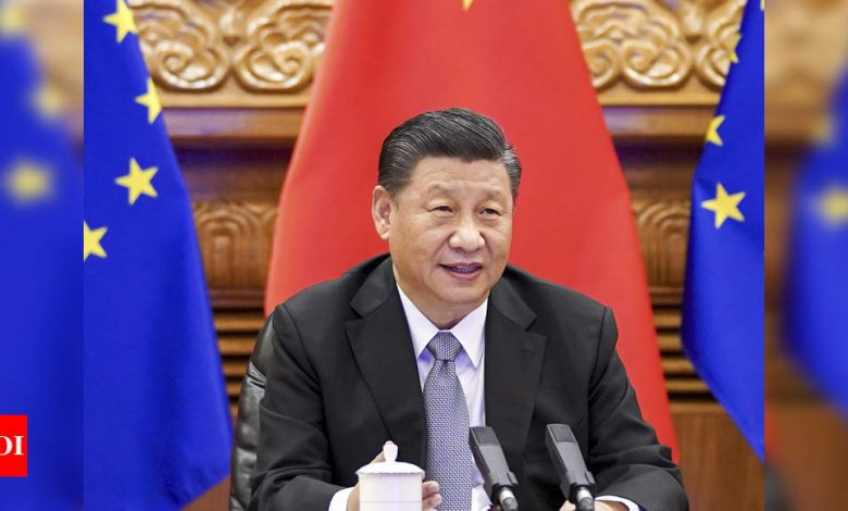 China says will defend self over UK Xinjiang labour measures - Times of India